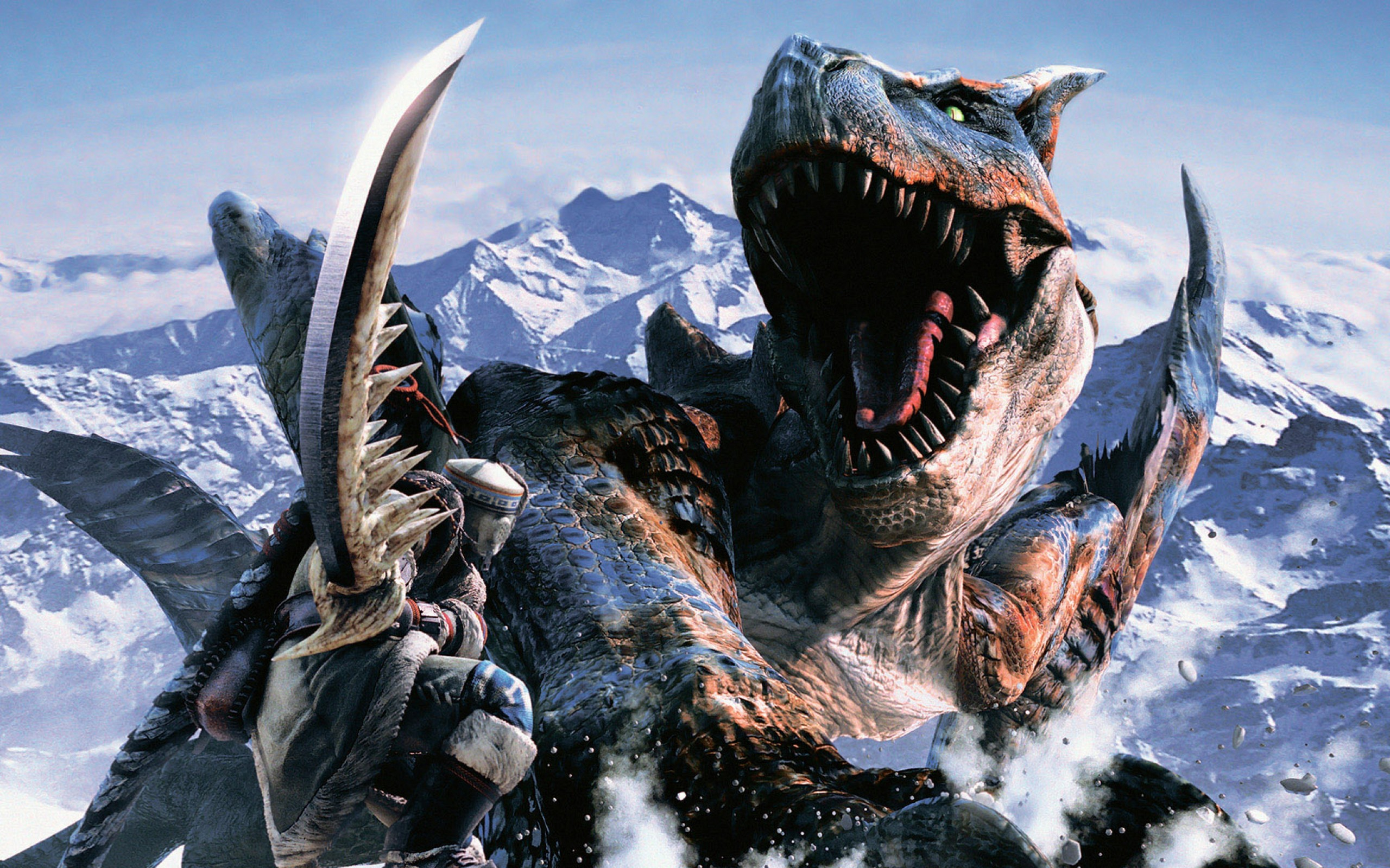 Monster Hunter Wallpaper Download Free Hd Wallpapers