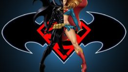 Batgirl And Supergirl Wallpaper