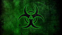 Biohazard Sci Fi Wallpaper