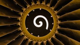 Boeing Jet Engine Wallpaper