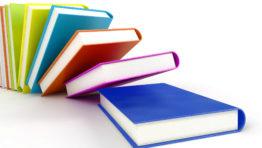 Colorful Books Wallpaper