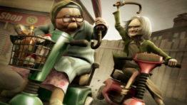 Granny Fight! Wallpaper