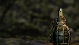 Hand Grenade Wallpaper