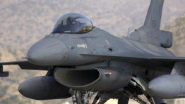 Hellenic F16 Military Wallpaper