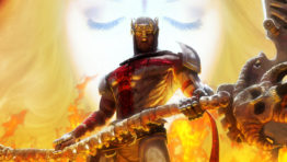 Inferno Video Game Wallpaper
