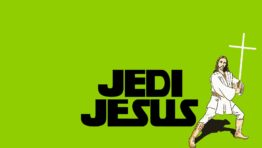 Jesus The Jedi Wallpaper