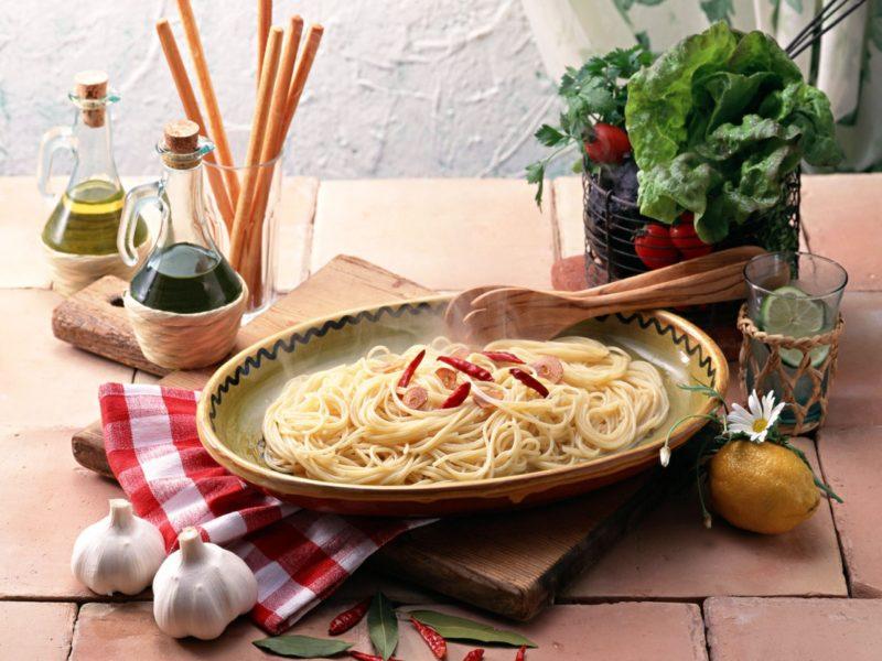 Pasta Wallpaper