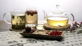 Tea Presentation Wallpaper