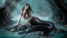 The Siren Wallpaper