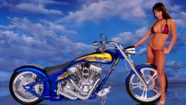 Vehicles Motorcycle Wallpaper