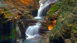 Watkin Glens State Park Ny Wallpaper